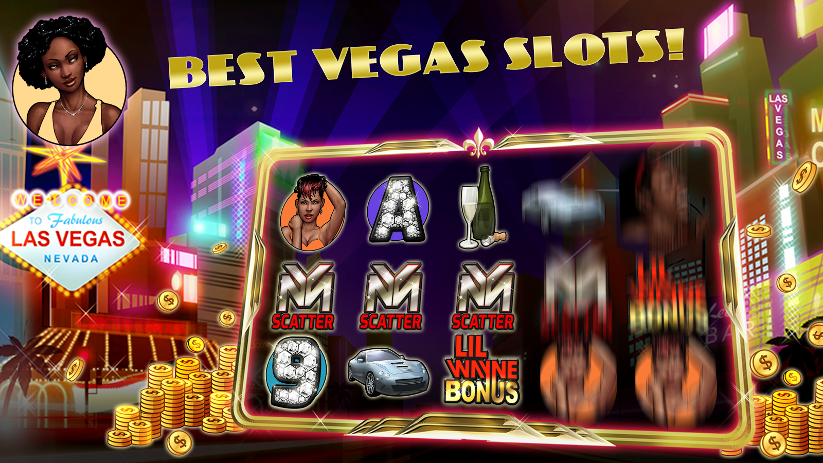 play free slot machines online  android