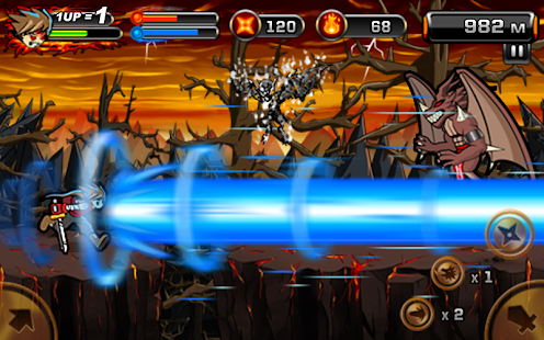 Game Devil Ninja 2 APK for Windows Phone