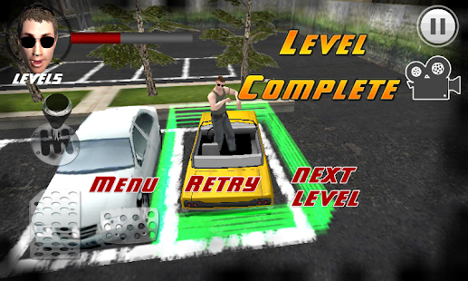 Crazy Parking Car King 3D Screenshot