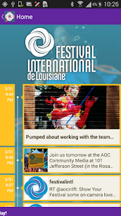 Festival International - screenshot thumbnail