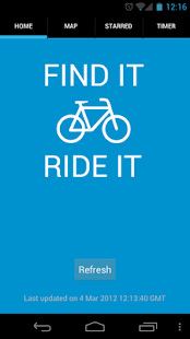 Find It Ride It! - Cycle Hire- screenshot thumbnail