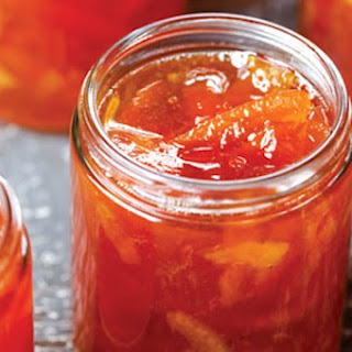 Valencia Orange Marmalade.
