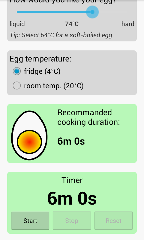 Egg Cooker Pro (Egg timer) - Android Apps on Google Play