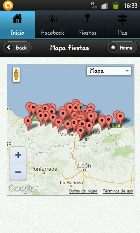 Fiestasdeprao - screenshot