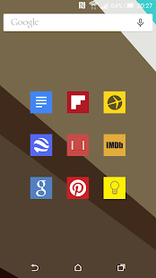 Square Icon Pack Free - screenshot thumbnail