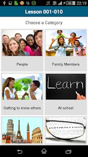 Learn Japanese - 50 languages - screenshot thumbnail