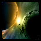 惑星は壁紙ライブ icon