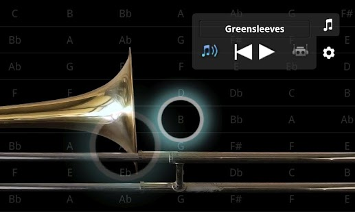 iBone - the Pocket Trombone ™- screenshot thumbnail