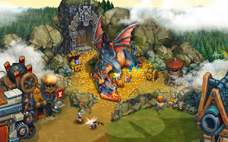 Screenshot of The Tribez & Castlez