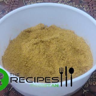 Arabic Seven Spice Mix Recipe