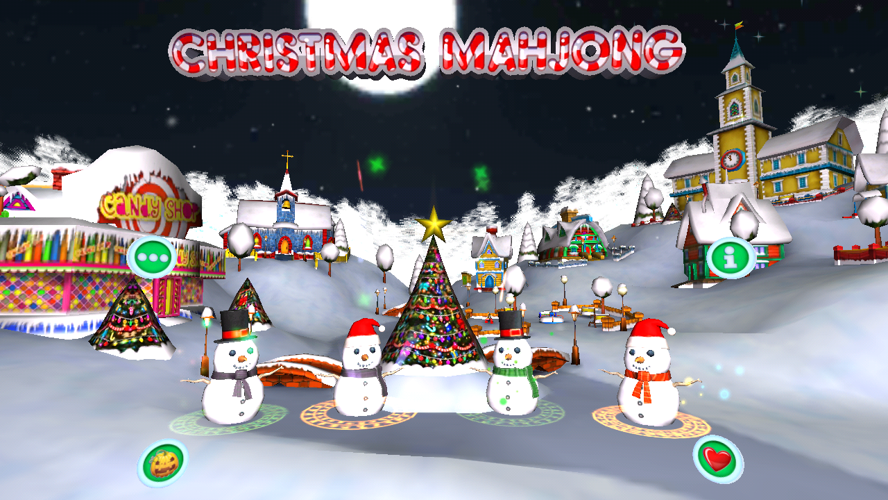 Holiday Mahjong Deluxe - screenshot