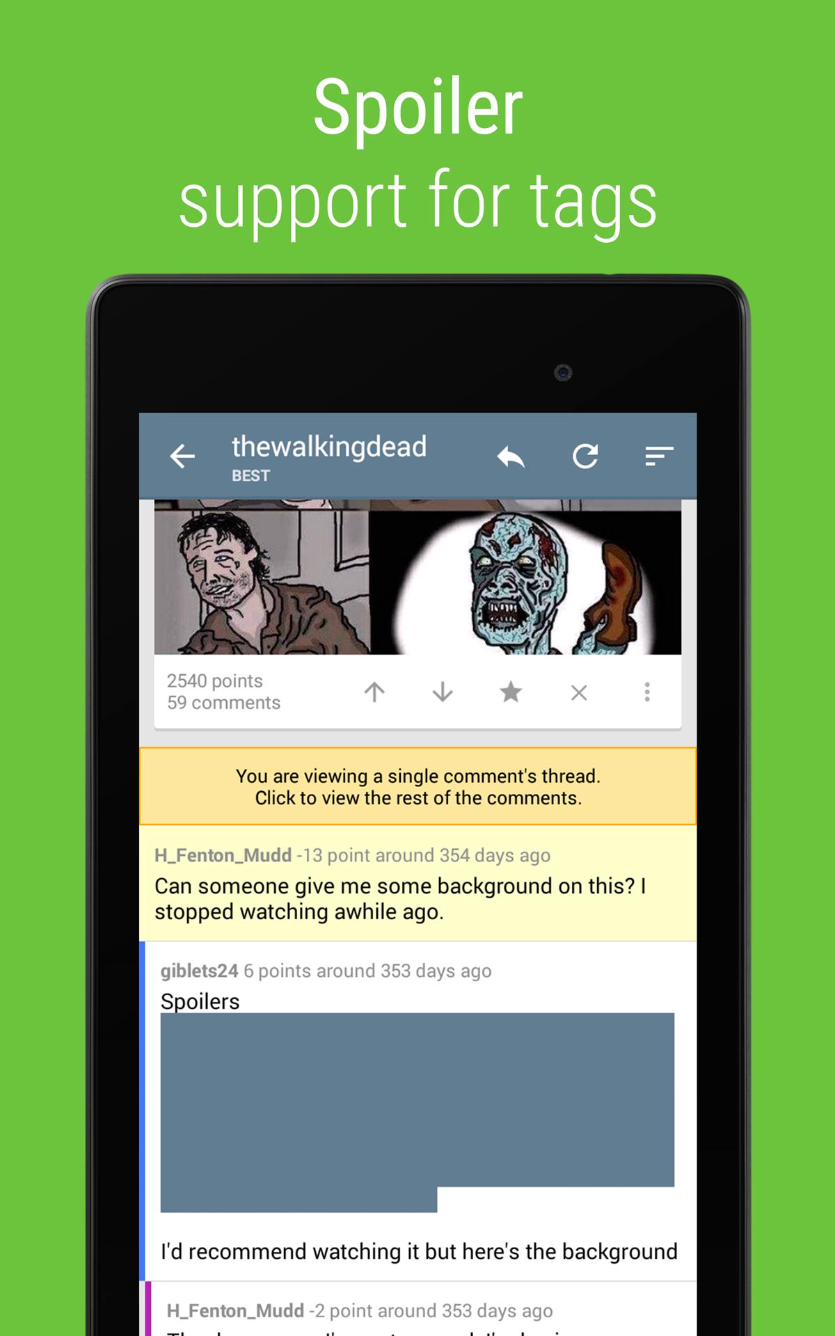 Sync for reddit (Pro) screenshot #20