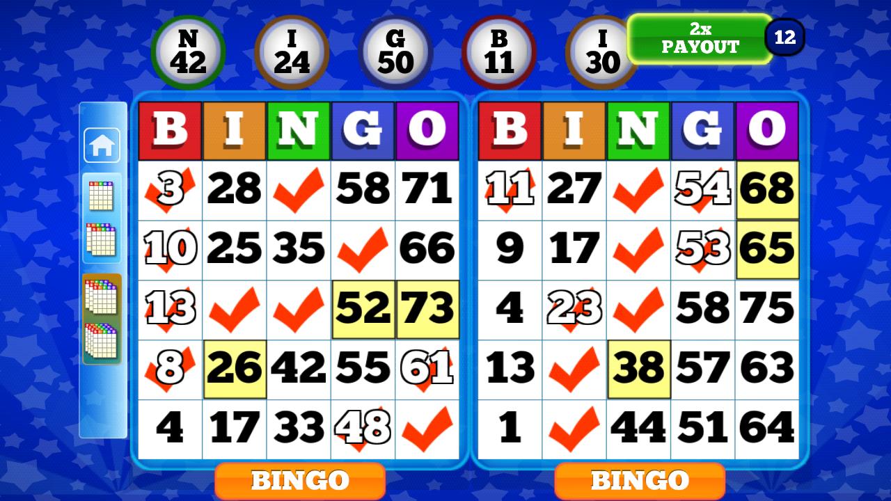 Bingo Heaven® HD - screenshot