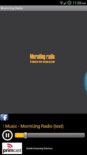 MormUng Radio
