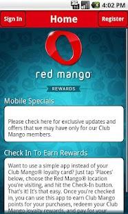 Red Mango- screenshot thumbnail