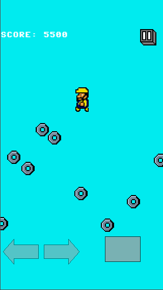 8-Bit Jump - screenshot