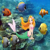 Mermaid Live Wallpaper