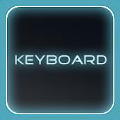 Glow Legacy Keyboard Skin