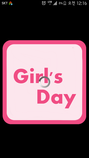 Girl's Day Video Player
