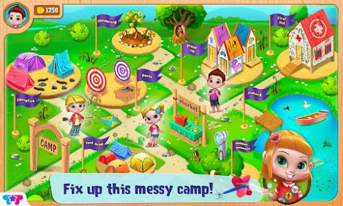 Messy Summer Camp Adventures v1.0.4