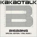 kakao talk theme – BIGBANG-B logo