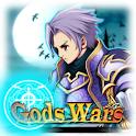 Gods Wars:Shadow of the Death logo