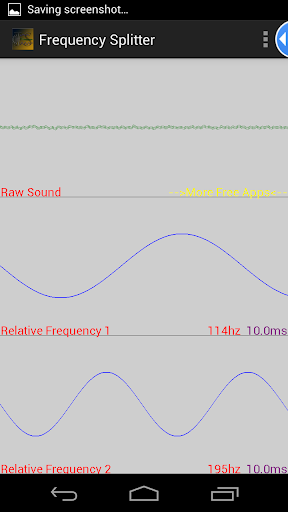 Frequency Splitter