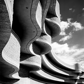 The Canadian Museum of History by Leka Huie - Buildings & Architecture Architectural Detail ( the canadian museum of history, ottawa, , #GARYFONGDRAMATICLIGHT, #WTFBOBDAVIS )