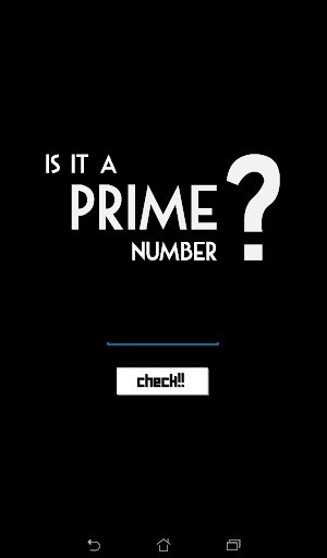 Is it a prime number