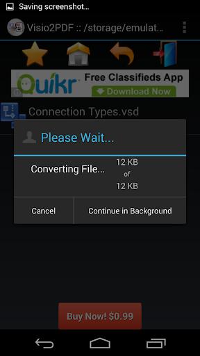 【免費商業App】Visio to PDF Converter-APP點子
