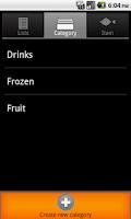 Screenshot of ShoppingKart