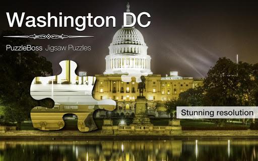 Washington DC Jigsaws Demo