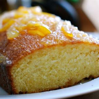 Citrus Marmalade Loaf Cake.