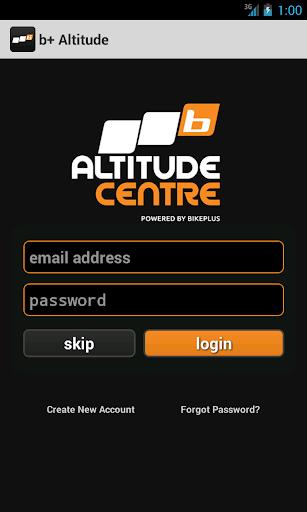【免費健康App】BikePlus Altitude Centre-APP點子