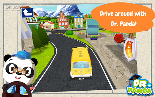 Dr. Panda Bus Driver  screenshots 9