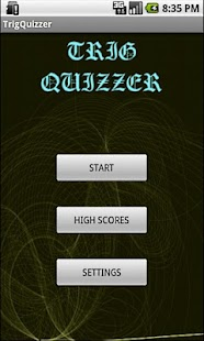 Trig Quizzer- screenshot thumbnail