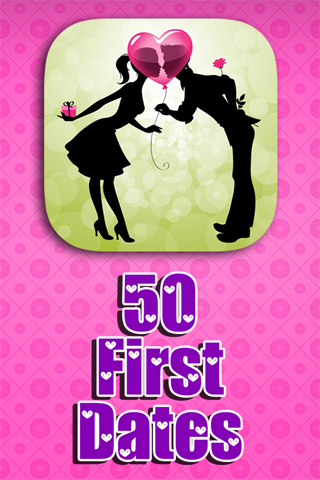50 First Dates Date Planner