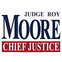 Judge Roy Moore logo