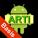 ARTI (trial) for blind users icon