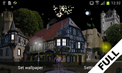 Castle Cat FREE Live Wallpaper - screenshot thumbnail
