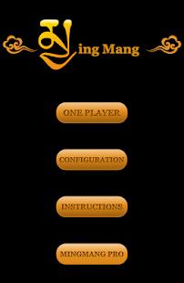 Ming Mang Free