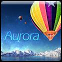 Aurora GO LauncherEX Theme icon