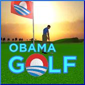 Obama Golf Around The World