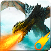 Dragon Legend:Fly in Fire