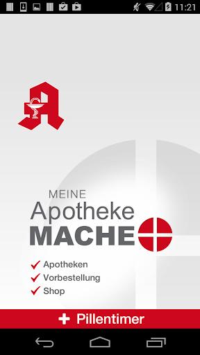 Apotheke MACHE Pillentimer