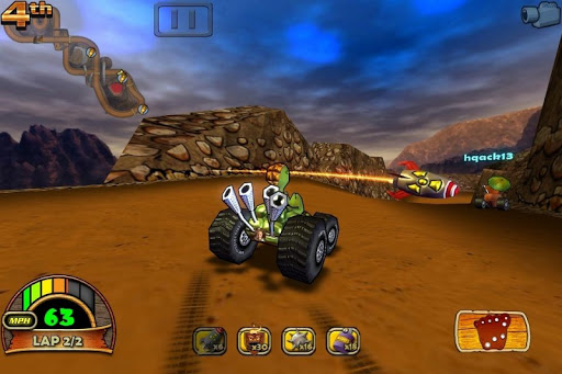 Tiki Kart 3D 7.3 Screenshots 3