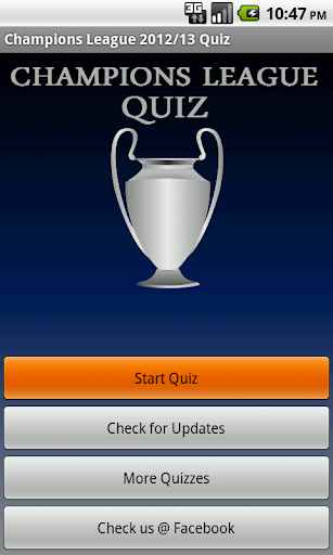 Champions League Quiz 2013 14