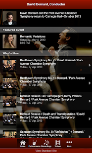 David Bernard, Conductor - screenshot thumbnail