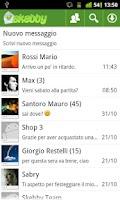 Screenshot of Free SMS Skebby