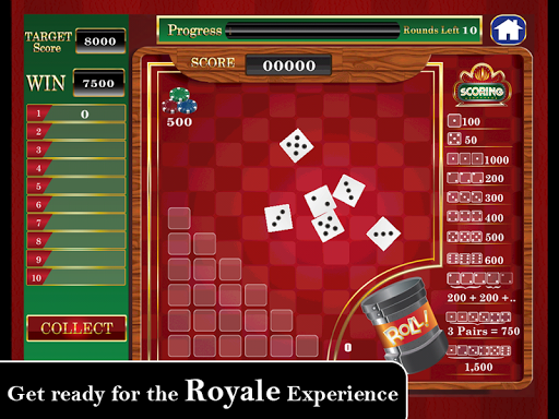 Farkle Royale 1.0.1 screenshots 11